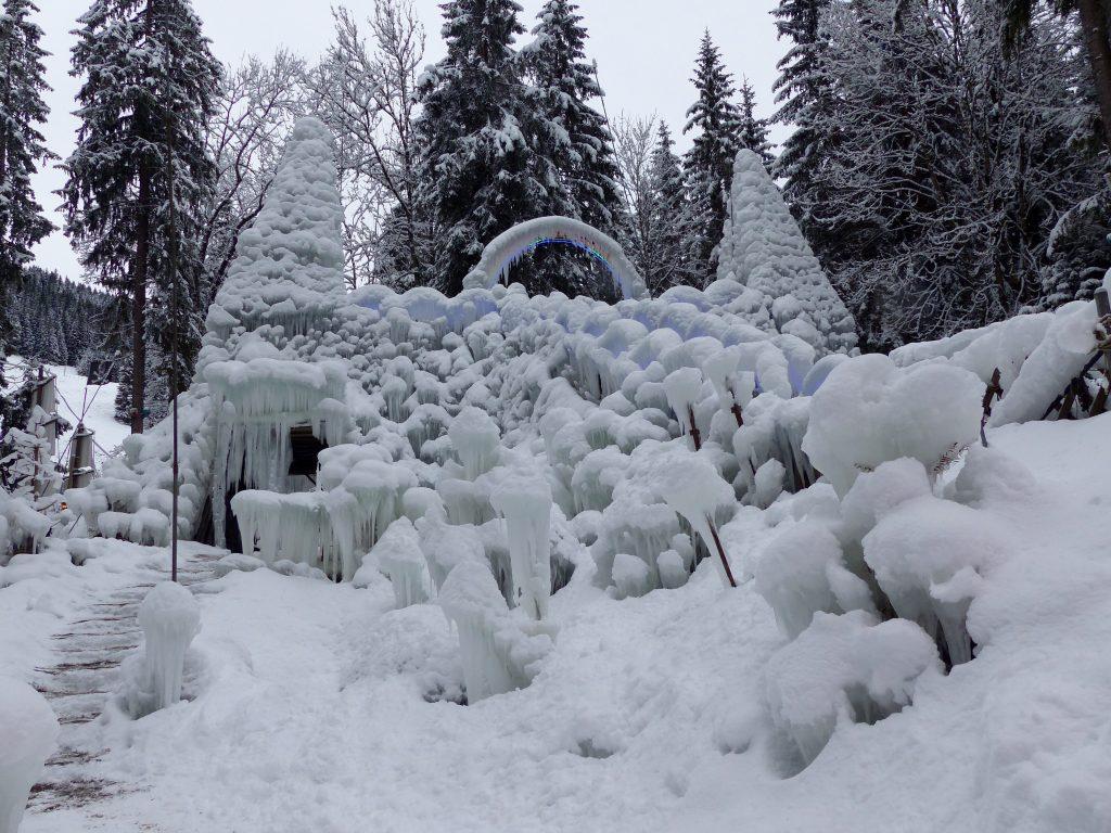 Schwarzsee ice palace