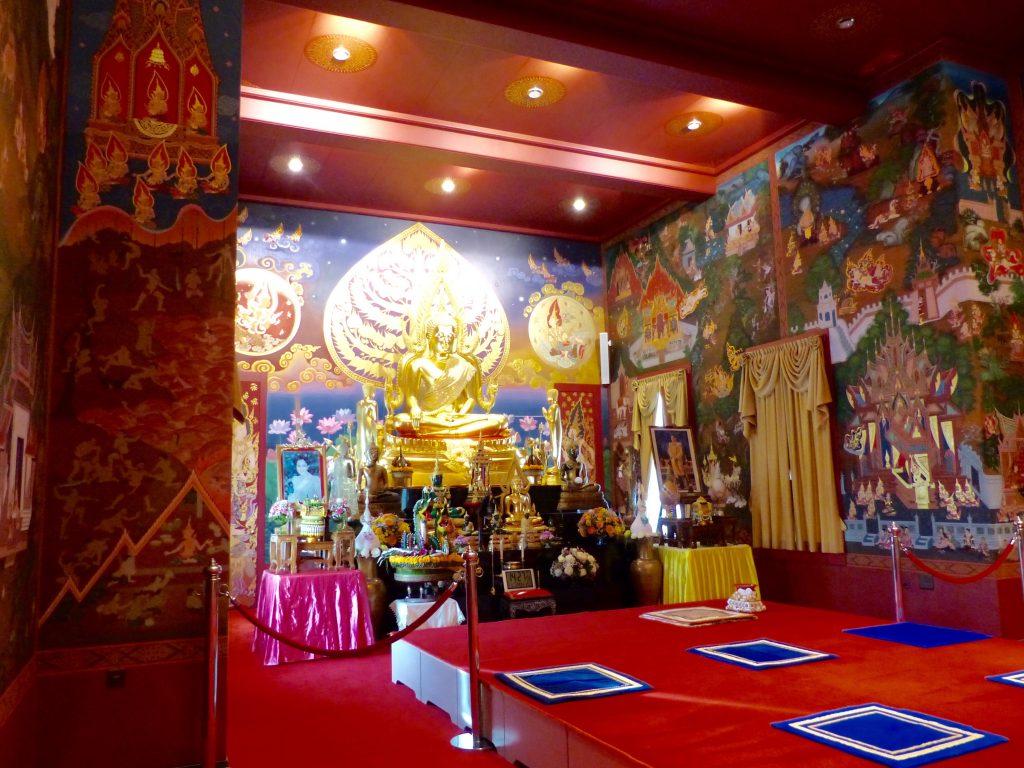 Thai temple Gretzenbach Switzerland